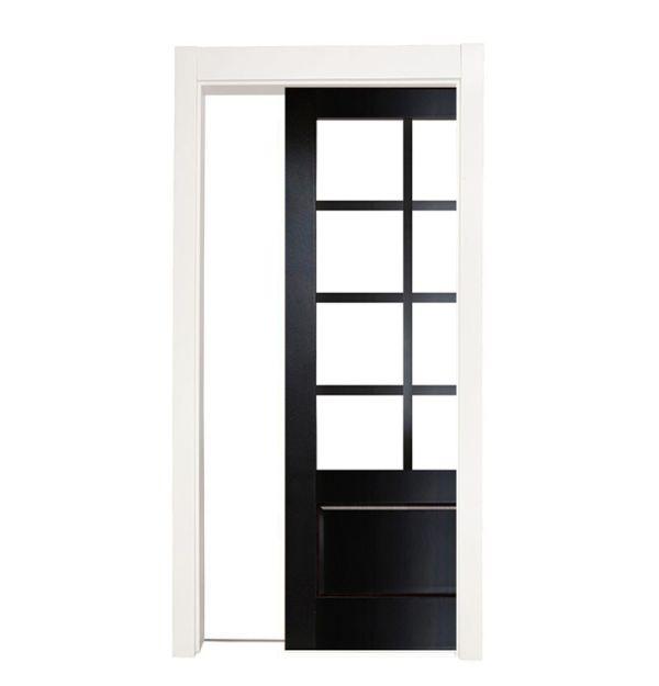 Grandeur Single Pocket Door