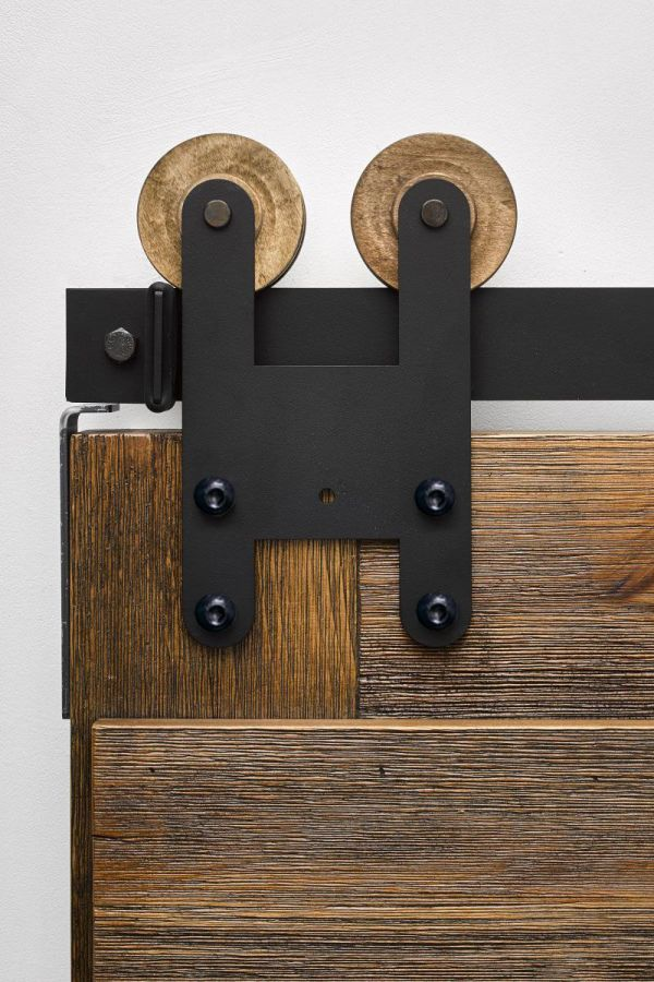 H Strap Barn Door Hardware