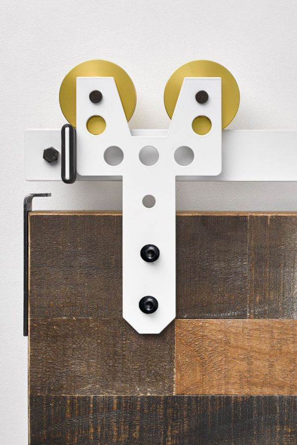 Max Barn Door Hardware
