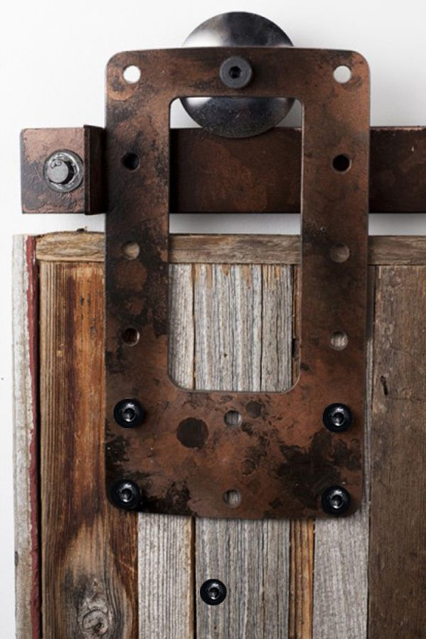 Bootstrap Barn Door Hardware