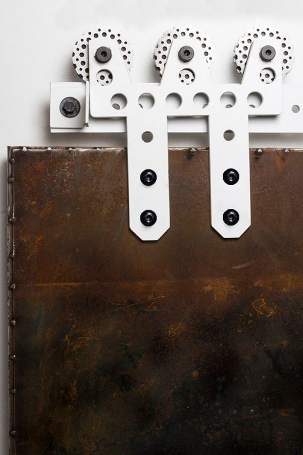 Military Barn Door Hardware