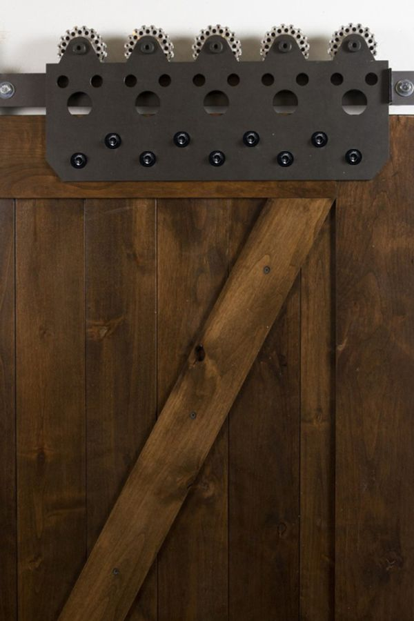 Heavy Duty Barn Door Hardware - Warehouse Style