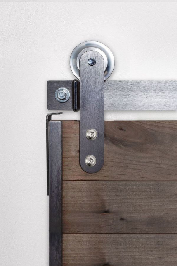 High Rise Barn Door Hardware