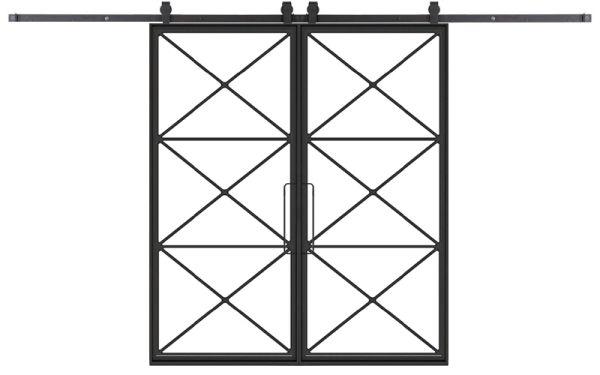 Noble Double Barn Doors