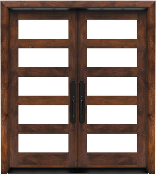 Midland Double Front Door