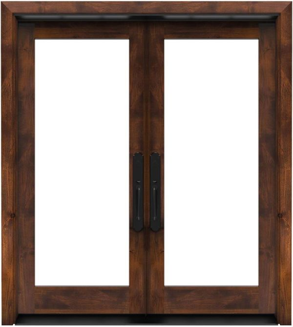 Watchman Double Front Door