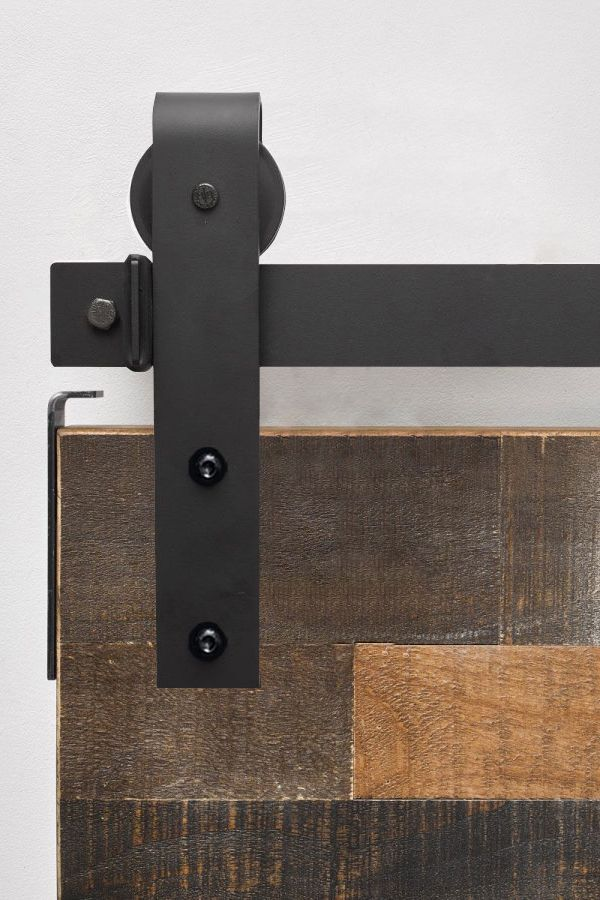 Outdoor Rated - Exterior Barn Door Hardware