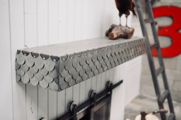 Fathom Fireplace Mantel