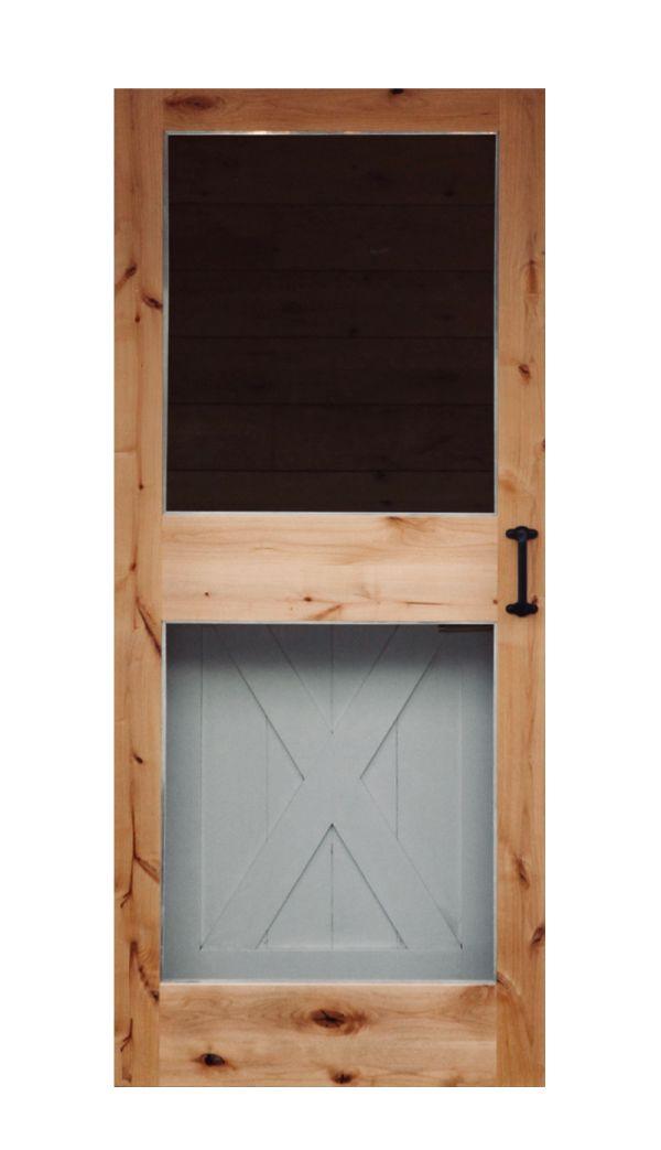Shoreline Screen Door