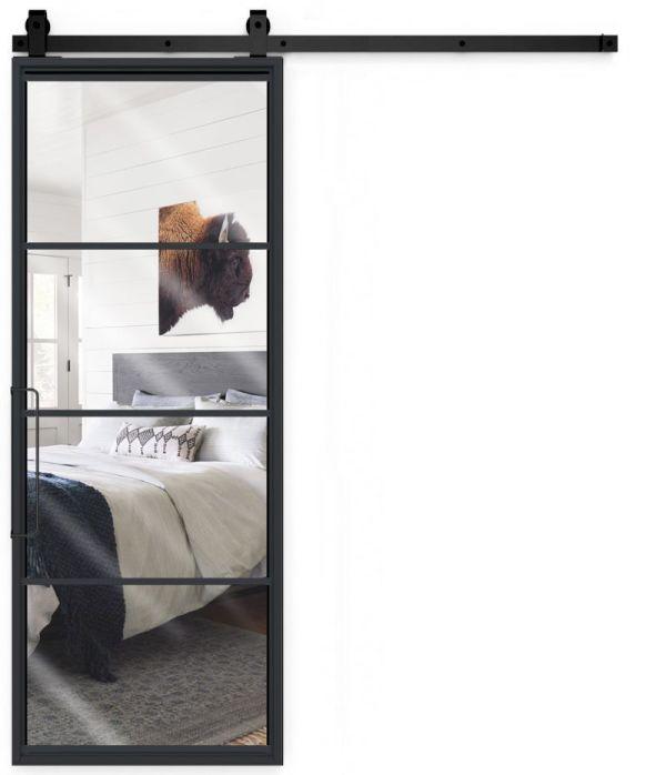 Modern Cottage Double Mirror