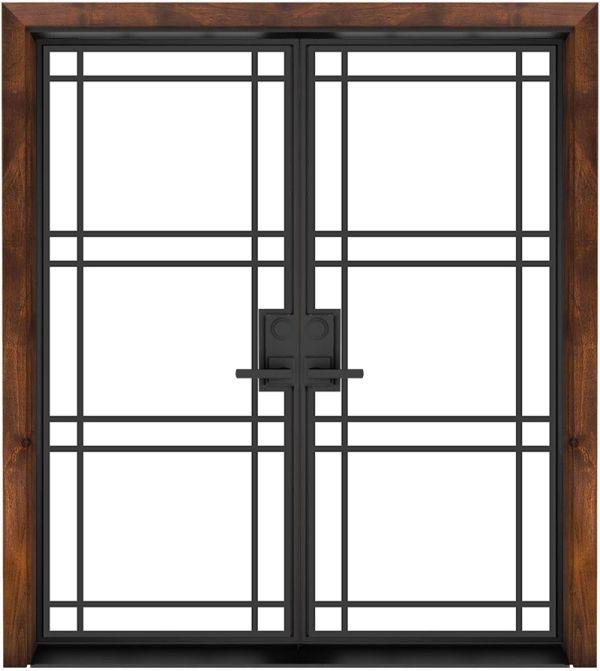 Savanna Double Front Door