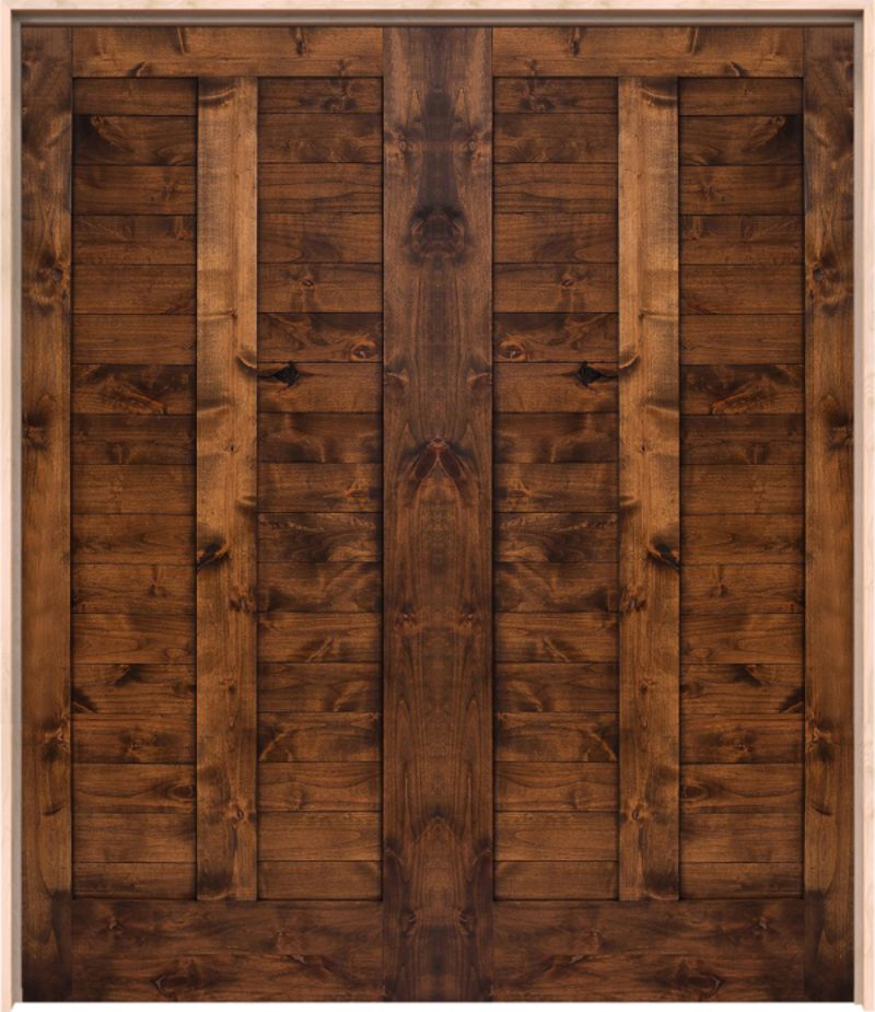 Heartland Exterior Double Door