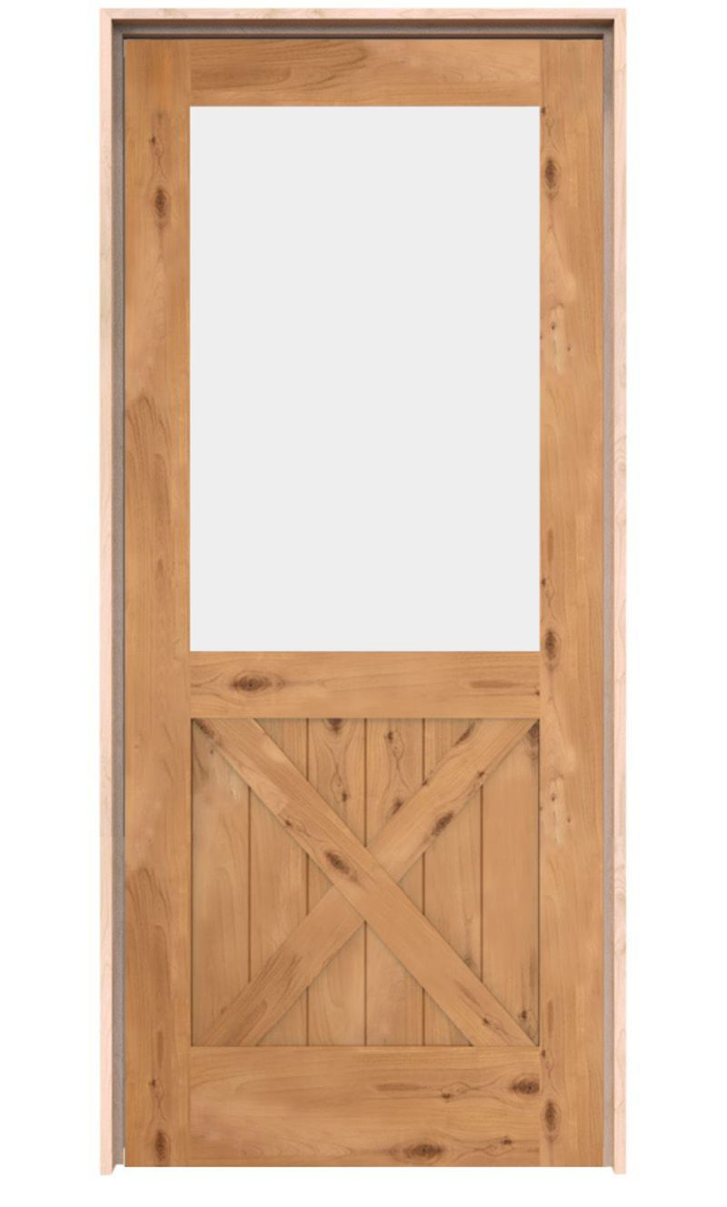 Open Road Exterior Door