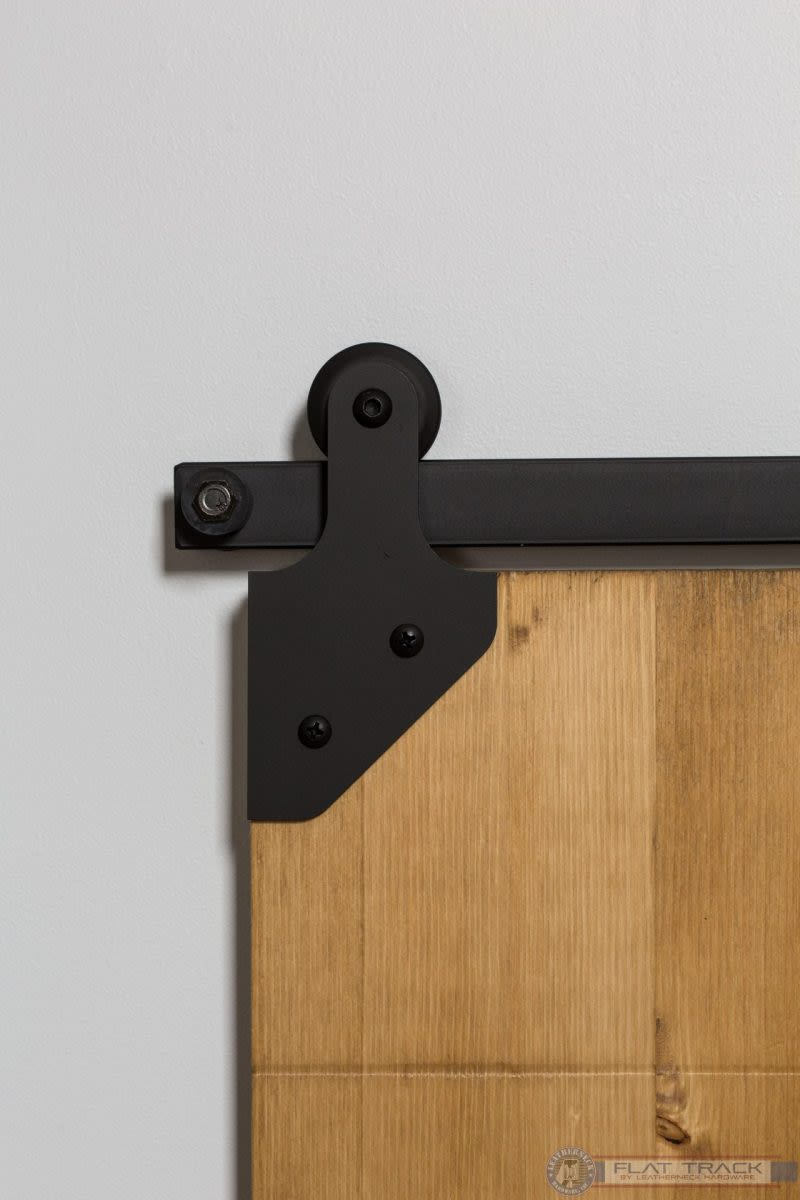 217 Corner Cabinet Barn Door Hardware