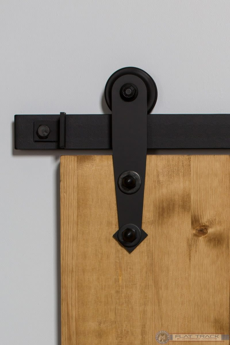 301 Arrow Mini Barn Door Hardware