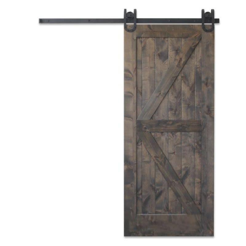 Brace Barn Door