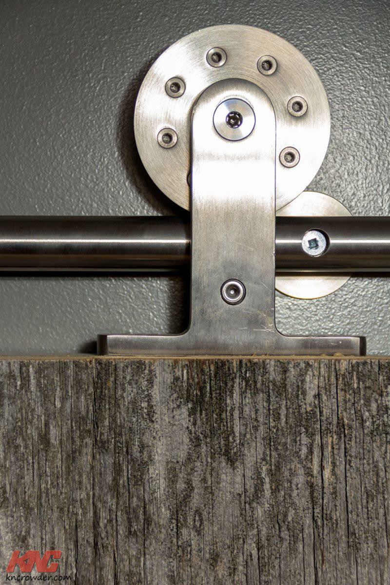 CRT 101 Stainless Steel Sliding Door Hardware