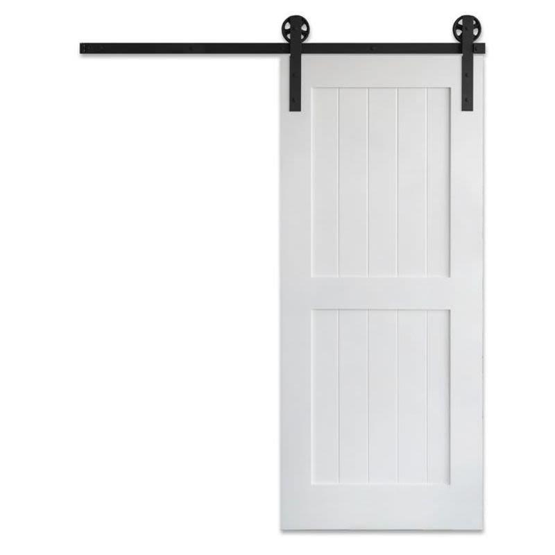 Classic 2 Panel Barn Door