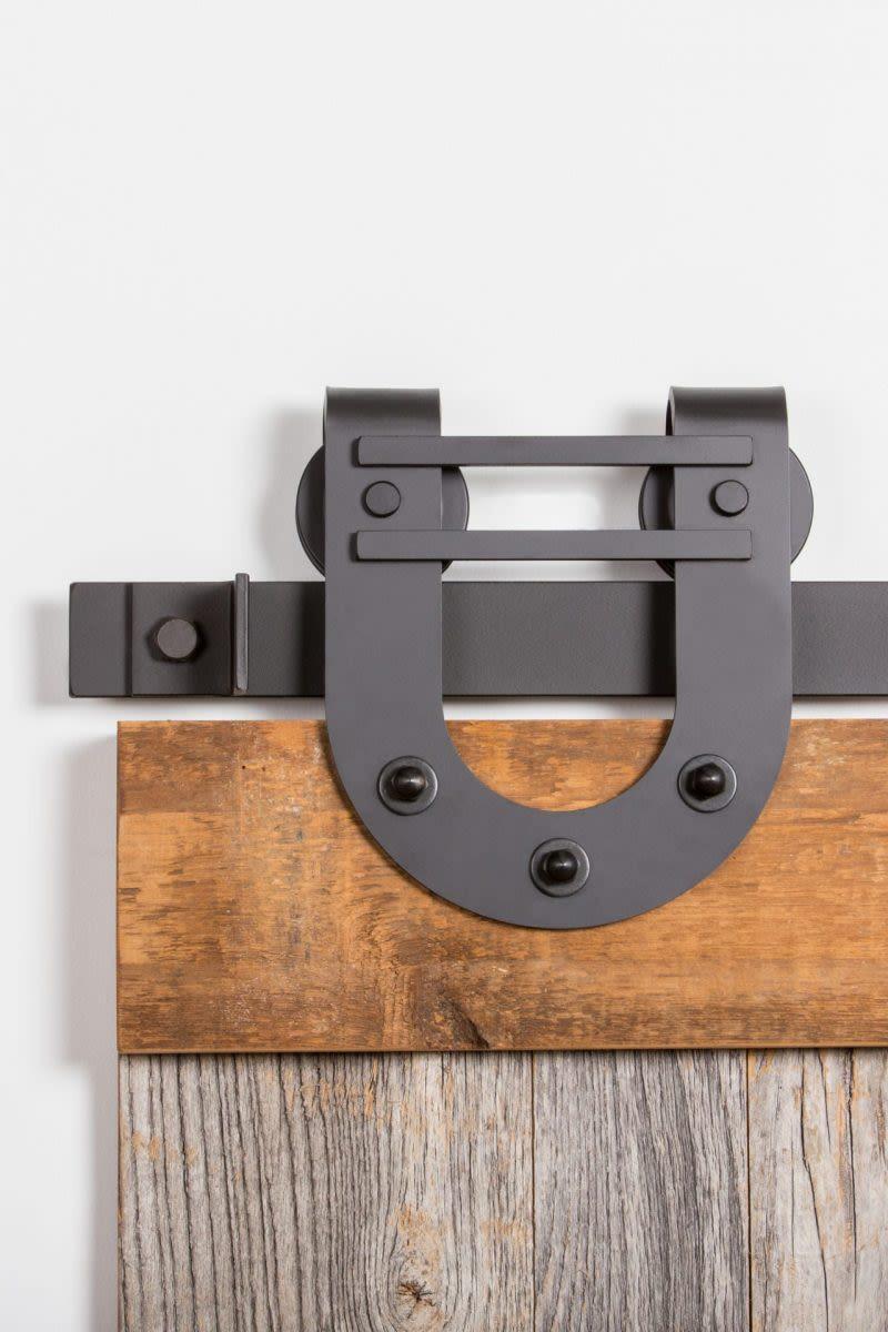 403 Double Horseshoe Hardware Kit