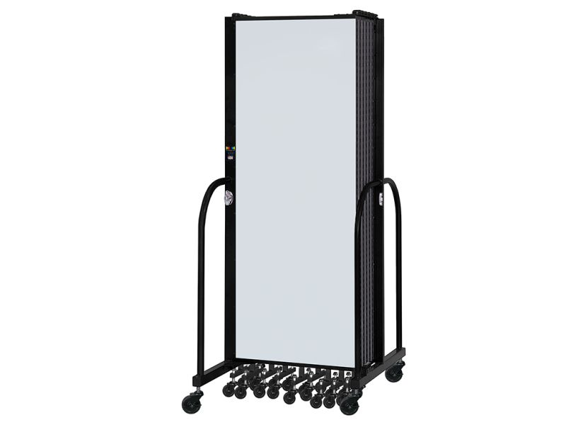 Screenflex Dry Erase / Tackable Portable Room Divider
