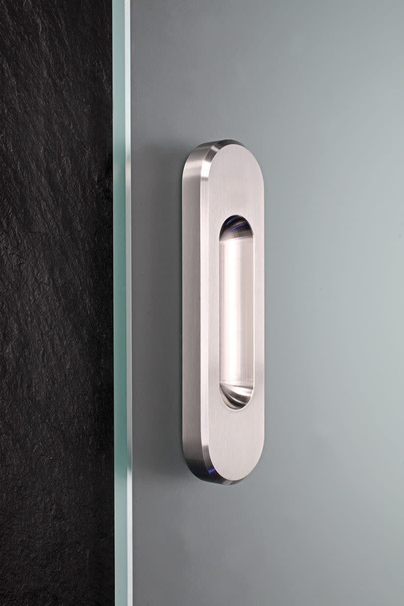 GR.8030 Glass Sliding Door Flush Pull