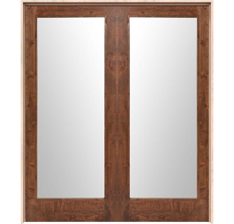 Mirror Interior Double Door