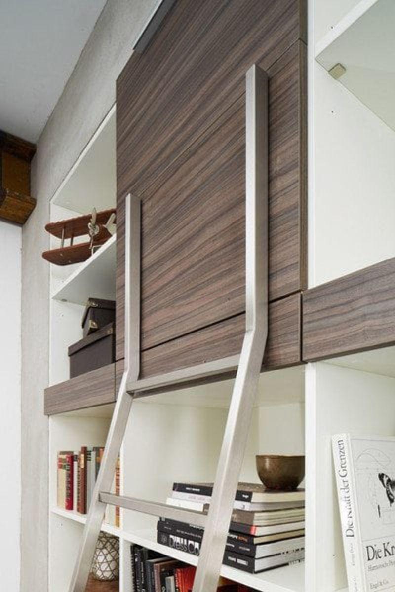 SL.6000.AK Akzent Leaning Ladder