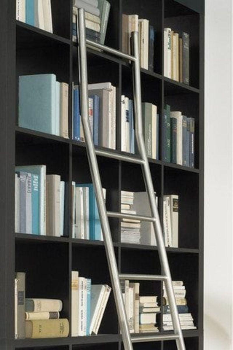 SL.6000.KL Klassik Leaning Ladder