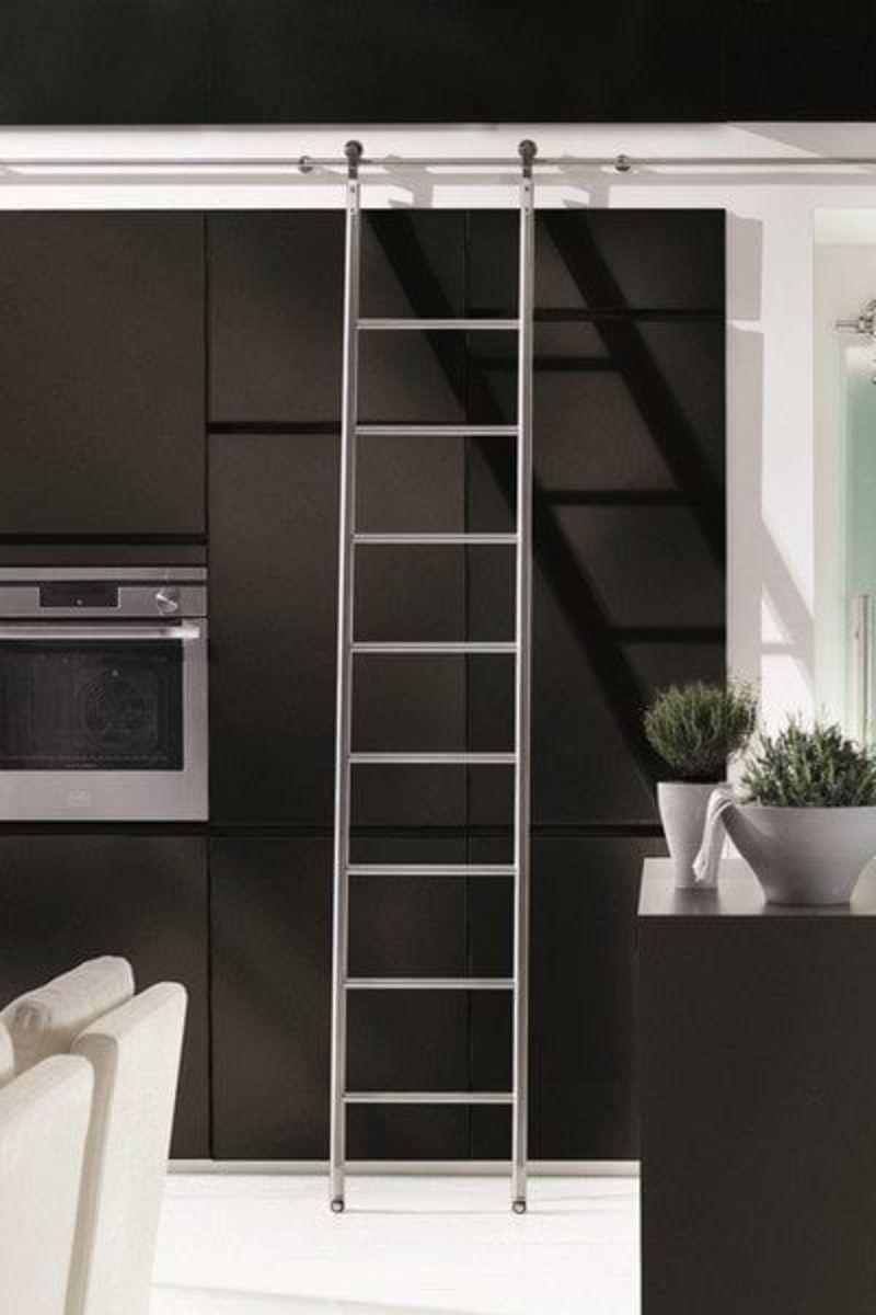 SL.6002.KL Klassik Sliding Ladder