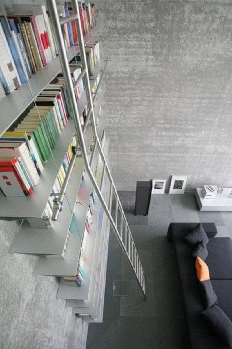 SL.6006.KL Klassik Tangens Sliding Ladder