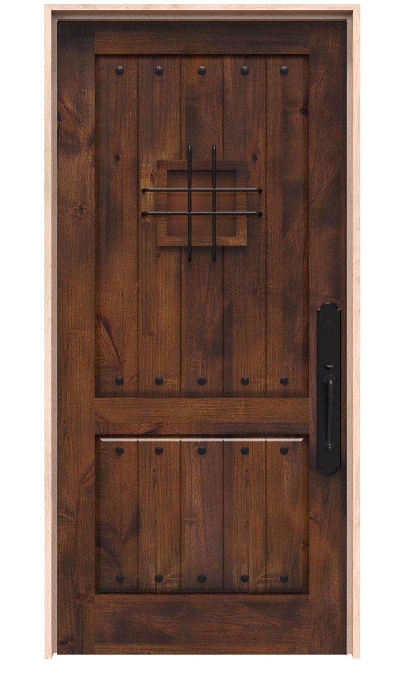 Stronghold Interior Door
