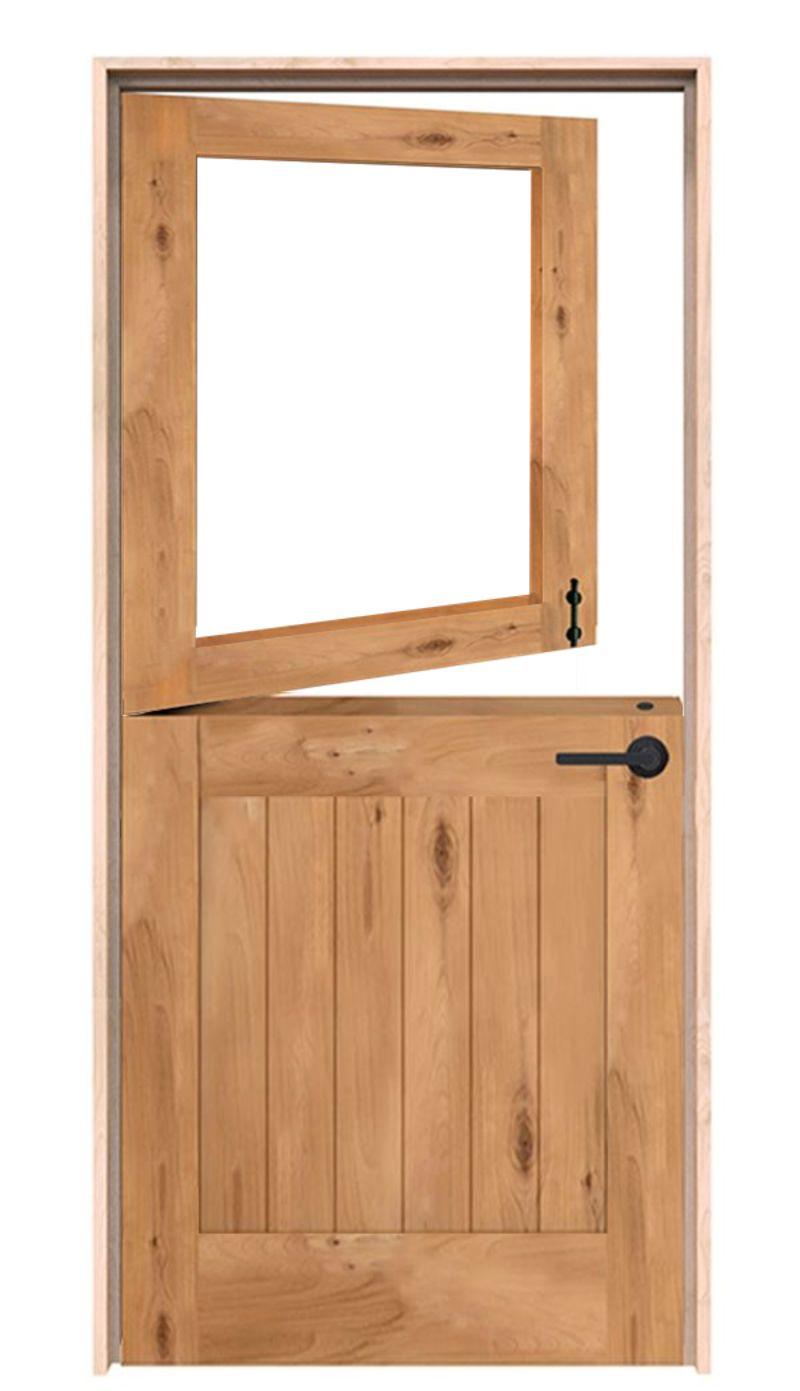 Market Dutch Door