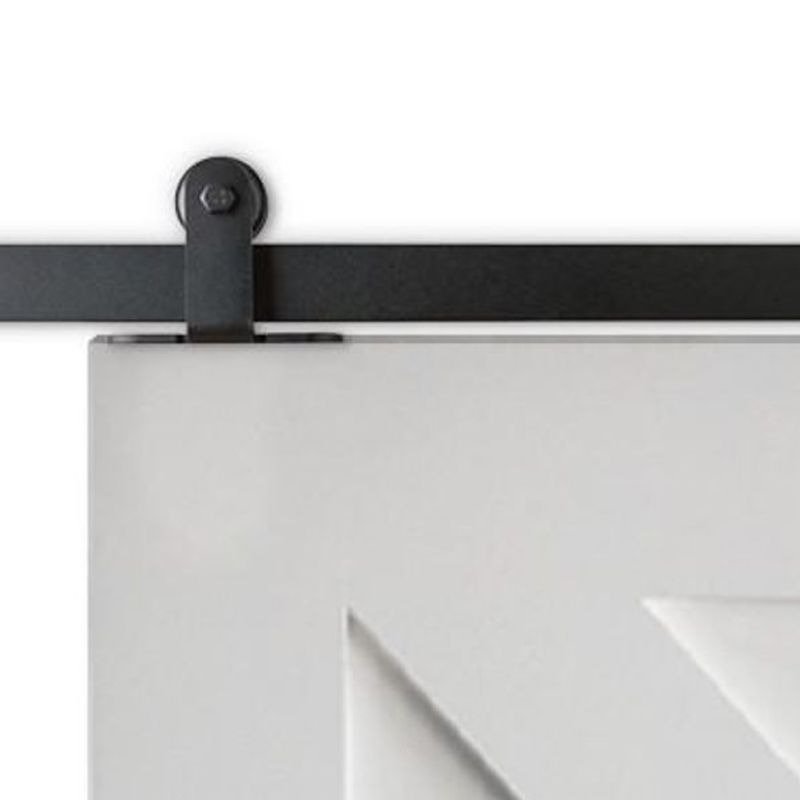 Micro Top Mount Barn Door Hardware