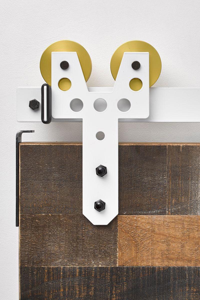 Max Barn Door Hardware