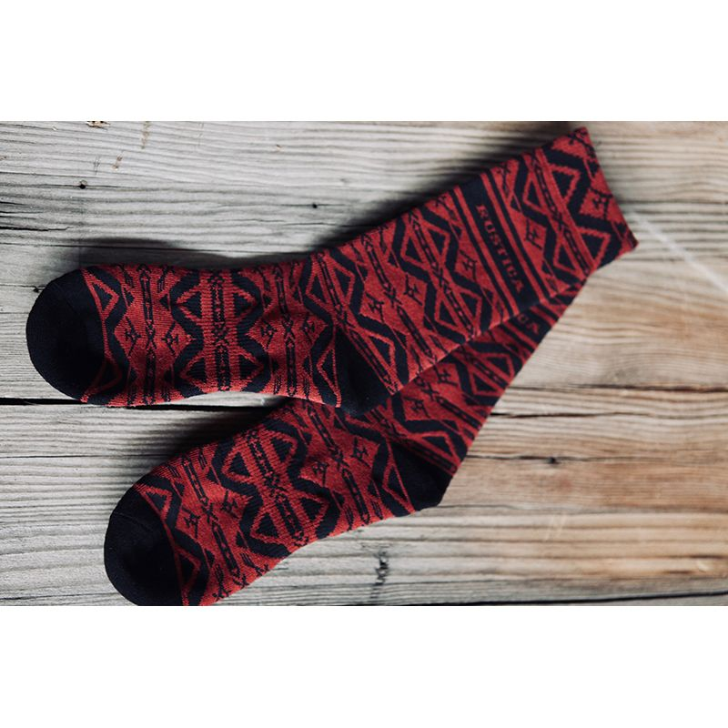 Shop our Colorful Native Socks