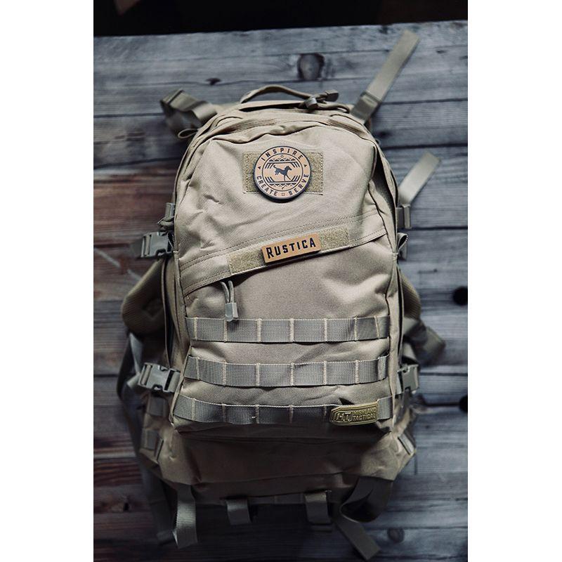 Tan Backpack Stealth Bag