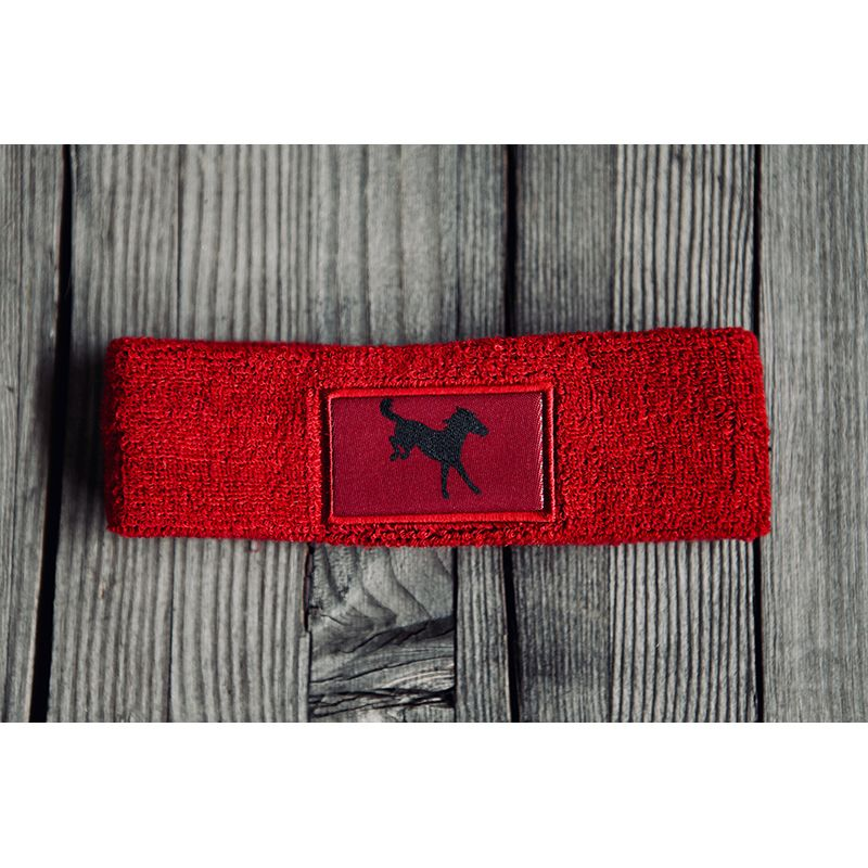 Red Changer Sweatband