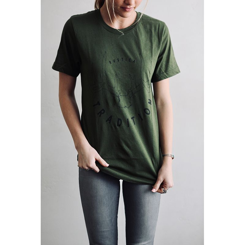 Traditions Green T-Shirt
