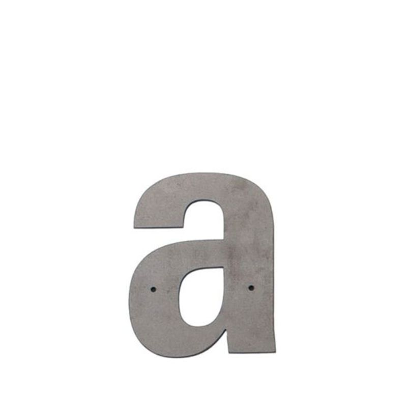 a Outdoor Letter