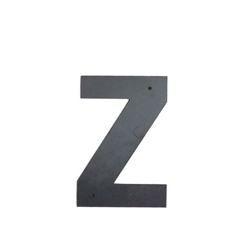 z Outdoor Letter
