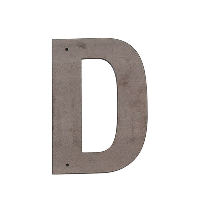 D Outdoor Letter