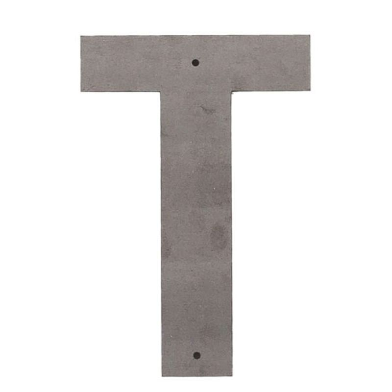 T Outdoor Letter
