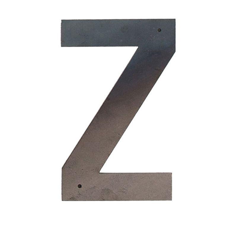 Z Outdoor Letter