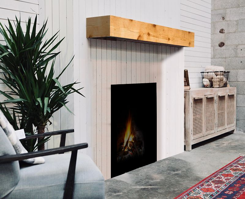 Haven Fireplace Mantel