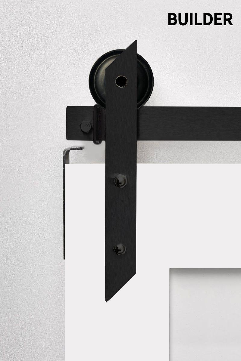 Degree Diagonal Barn Door Hardware Kit