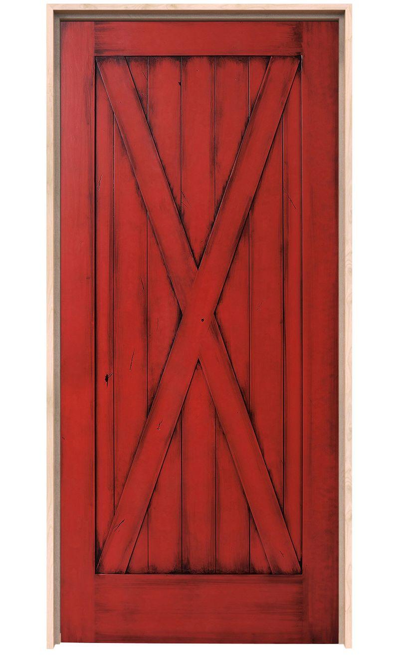 Full X Interior Door