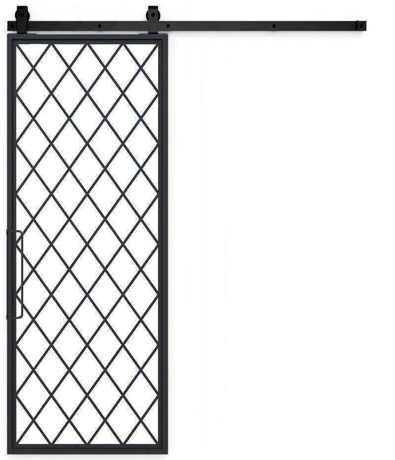 Chateaux Barn Door