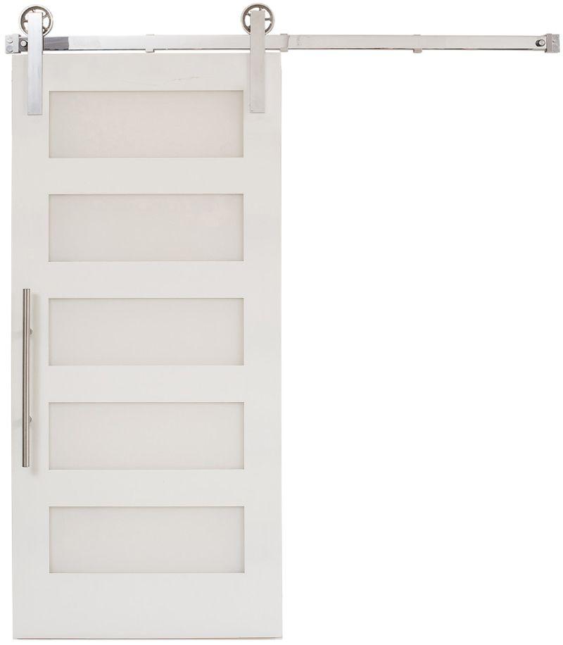 5 Panel Barn Door