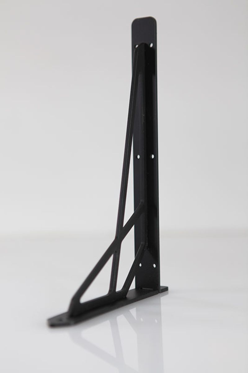 Rustica Modern Shelf Bracket Pair