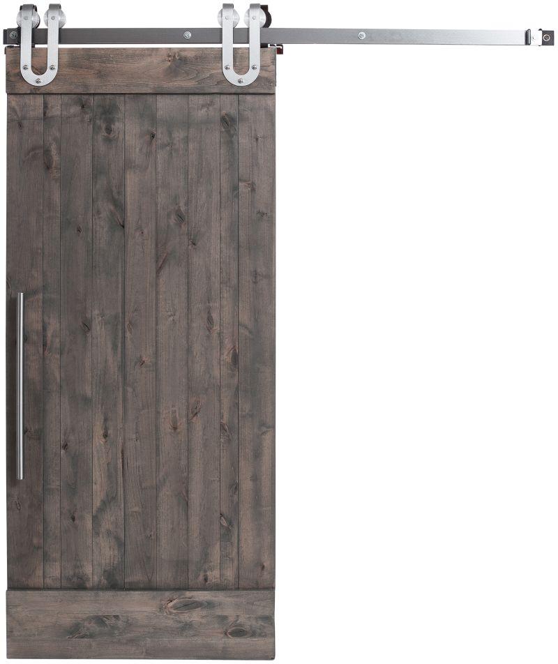 True Barn Door